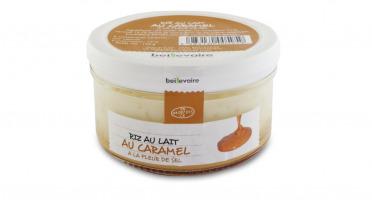 BEILLEVAIRE - Riz au lait au caramel