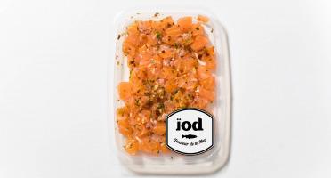 ÏOD - Dés de saumon fumé provençale 120g