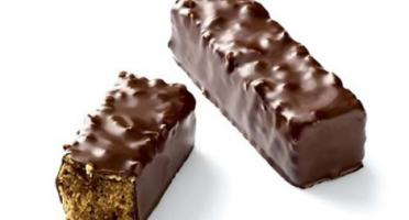 Maison Le Roux - Bouchée au Praliné Chocolat Noir Noisettes