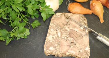 Fontalbat Mazars - Friton de Porc - Tranche