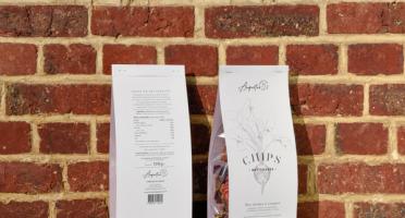 Augustus - Chips de betteraves (6 paquets + 1 OFFERT)