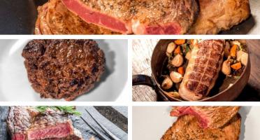 La Ferme Des Gourmets - [Précommande] Colis de Viande de Génisse Limousine