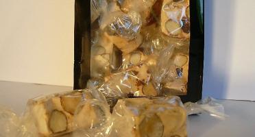 La Maison des Abeilles - Nougat Tendre Au Miel Et Chocolat
