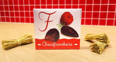La Fraiseraie - Chocoframboise
