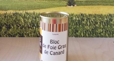 Terres d'Adour - Bloc de Foie gras de canard 200g