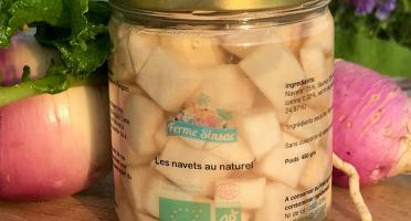 Ferme Sinsac - Délice de Navets au naturel