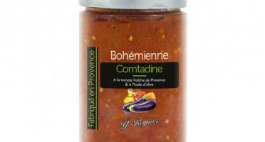 Conserves Guintrand - Bohémienne Comtadine Yr - Bocal 580ml