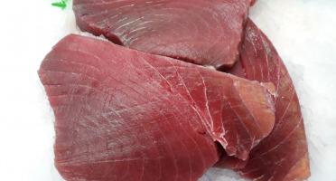 AQUADIS NATURELLEMENT - [caisse 2kg] Steaks De Thon Albacore 150/300gr