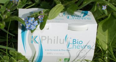 Laiterie du Climont - K-Philus - 6 Pots De K-philus Au Lait Entier De Chèvre