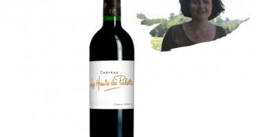 Réserve Privée - AOC 1er Cotes de Bordeaux - Château Les Hauts de Palette - Rouge 2014