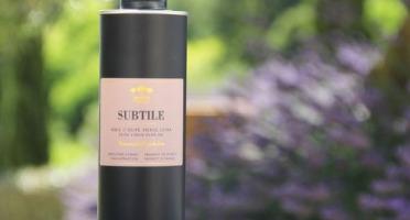 Moulin à huile Bastide du Laval - Huile d'Olive Fruité Mûr Subtile - 50cl Bidon