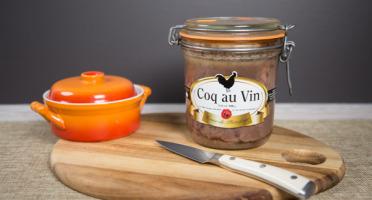 Ferme de Pleinefage - Coq Au Vin 750g