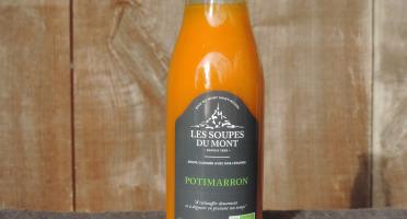 La Ferme du Polder Saint-Michel - Soupe Potimarron - 50cl