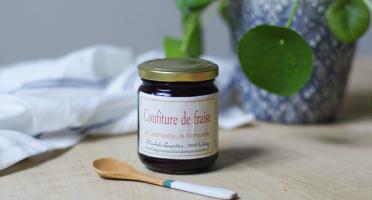 Les Gourmandises de Mamounette - Confiture Fraise