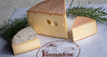 Les Fermes Vaumadeuc - Panier découverte Trio du Vaumadeuc