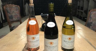Domaine Michel & Marc ROSSIGNOL - Coffret Découverte Bourgogne 2018: Bourgogne Pinot Noir, Rosé et Chardonnay