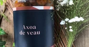 Ferme Arrokain - Axoa de Veau 500g