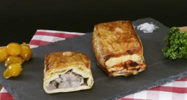Maison Boulanger - Pâté Lorrain Mirabelle par  2
