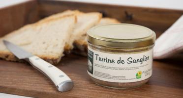 La Ferme de l'Etang - Terrine De Sanglier, 200g