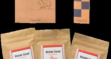 Maison Castelanne Chocolat - Edition Manufacture Castelanne Tome 1 : Asie