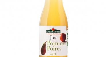 Les Côteaux Nantais - Jus Pommes Poires 25cl