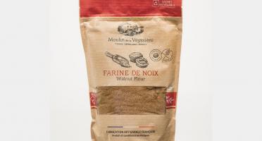 Moulin de la Veyssière - Farine de noix - 400g