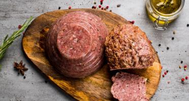Le Marvillois - Fromage de tête 500 gr