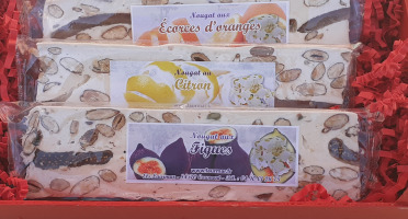 Nougats Laurmar - Coffret Decouverte Fruite