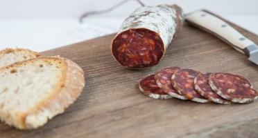 Pierre Matayron - Lot de 2 Chorizos de Porc Noir Gascon