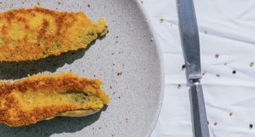 Côté Fish - Mon poisson direct pêcheurs - Panier Fish & Chips 4 Personnes