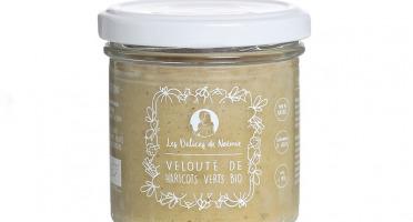 Les délices de Noémie - Petits Pots Bébé 6 Mois: Lot de 3 Velouté de haricots verts Bio