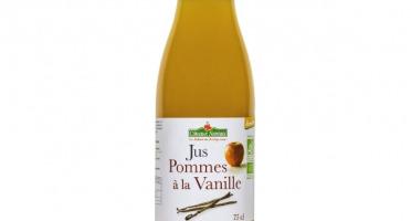 Les Côteaux Nantais - Jus Pommes à La Vanille 75 cl Demeter