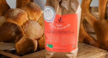 Du bio dans l'assiette - Farine Petit Épeautre Bio 25kg