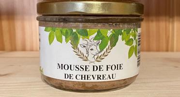 Le Petit Perche - Mousse de Foie de Chevreau