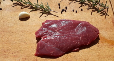 La ferme de Rustan - [Précommande] Rumsteck de Bœuf Limousin 1 kg