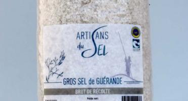 Artisans du Sel - Sel de Guérande Brut de Récolte 1kg