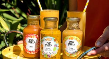 L'Epicurien - Assortiment De Pop Fruits Jaunes