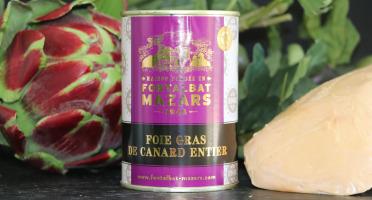Fontalbat Mazars - Foie Gras de Canard entier boite 390 gr