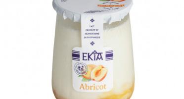 BASTIDARRA - Yaourts Abricot - 8 Pots