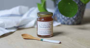 Les Gourmandises de Mamounette - Confiture Pomme La Jovacienne –  125g