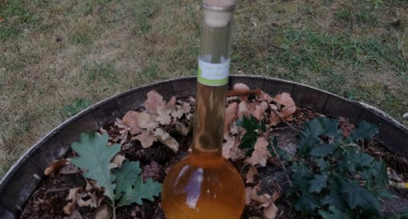 Vinaigres de la Carrière - Vinaigre De Cidre Au Citron -200 Ml-
