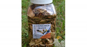 Trapon Champignons - Cèpes Secs - 500 G