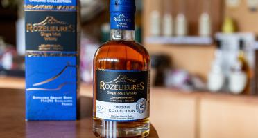 Distillerie de Rozelieures - Maison de la Mirabelle - Whisky Single Malt Origine Collection - 20 cl