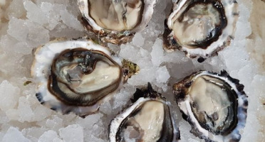 Camargue Coquillages - La Perle De Camargue huîtres creuses BIO 1 douzaine