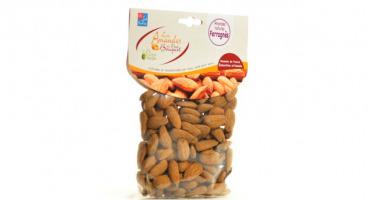 Les amandes et olives du Mont Bouquet - Amandes Françaises variété Ferragnés 200 g