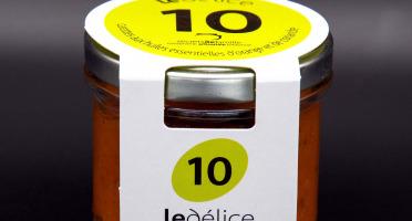 Secrets de Famille - Délices de carottes aux huiles essentielles d'orange et de coriandre
