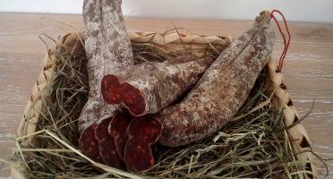 Ferme AOZTEIA - Chorizo Fermier De Porc Basque Kintoa
