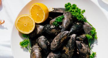 Côté Fish - Mon poisson direct pêcheurs - Panier Moules Marinières De Camargue 4 Personnes