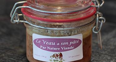 Nature viande - Domaine de la Coutancie - Colis découverte des pâtés maison 3 pâtés