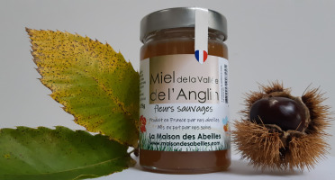 La Maison des Abeilles - Miel De Fleurs Sauvages De La Vallée De L'Anglin